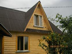 Дом из бруса проект Добрыня - вид 5