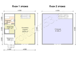 проект Мирослава - вид 3