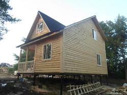 Дом из бруса проект Ярослав - вид 5